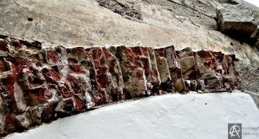 brick work.