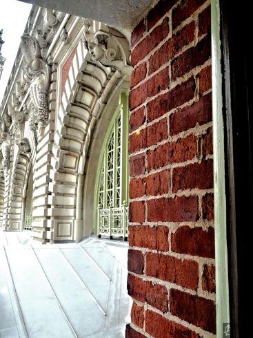 architectural texture.