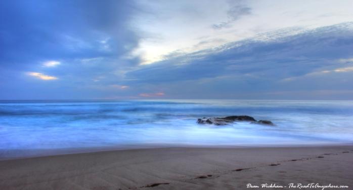 Great-Ocean-Road-Johanna-Beach-placid-sea
